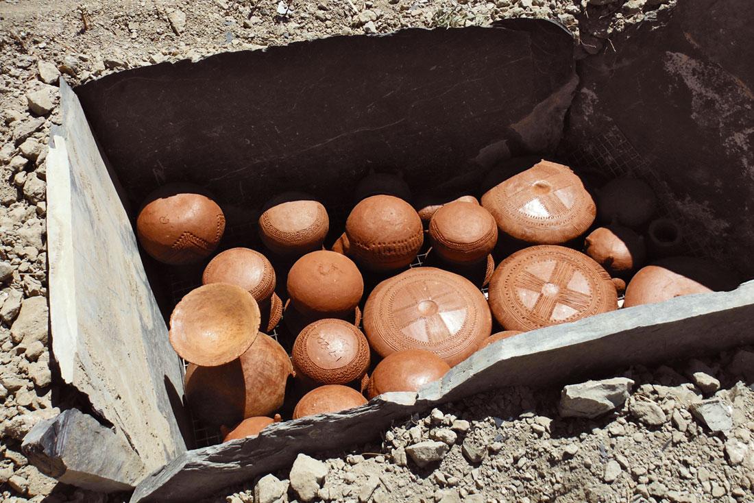 cursos tecnologia ceramica prehistorica