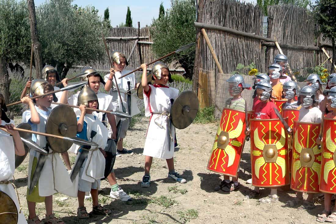 proyecto roma taller colegios madrid