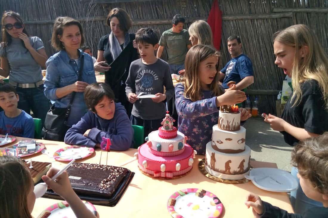 cumpleaños originales en Madrid